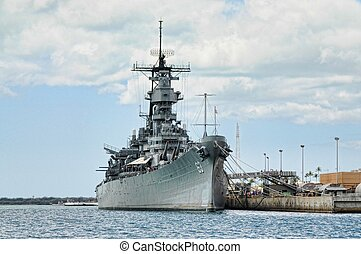 Battleship Missouri - USS Missouri Battleship