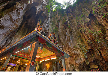 batu, caverne