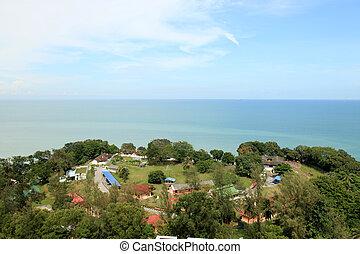 Batu Ferringhi, Malaysia - Ideal Coastal Setting at Batu...