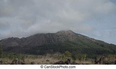 Batur volcano, Bali, indonesia.