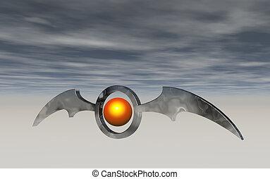 batwings