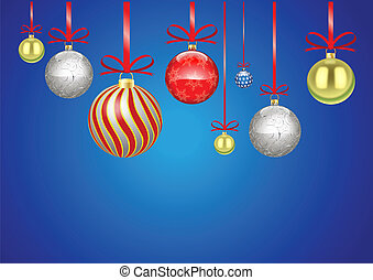 bauble background