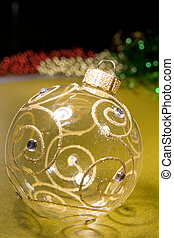 Baubles for christmas tree decorations