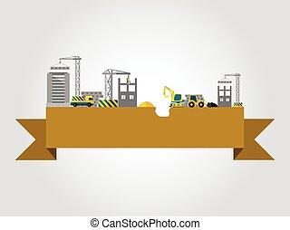 bauen konstruktion, begriff