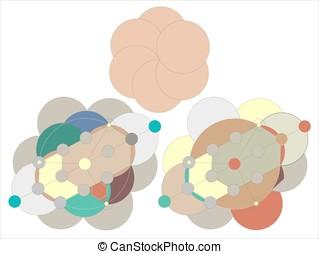gelassen leben blume mehrfach name figur modern clipart vektor suche illustration. Black Bedroom Furniture Sets. Home Design Ideas