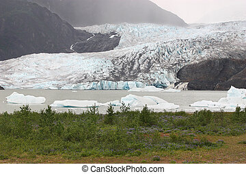 Bautiful Glacier