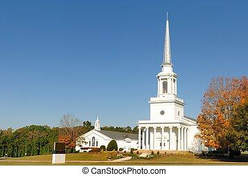 bautista, iglesia
