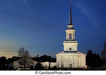 bautista, meridional, iglesia