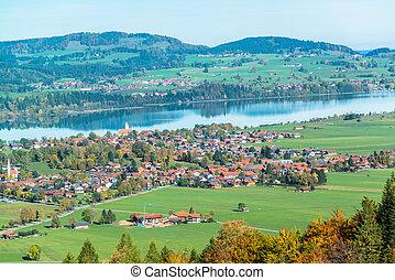 Bavaria landscape
