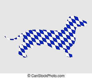 Bavarian badger