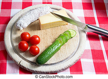 supper - bavarian supper