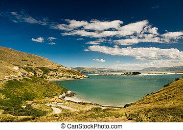 Bay at Dunedin