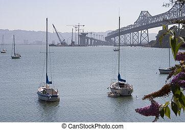 Bay Bridge Construction 2