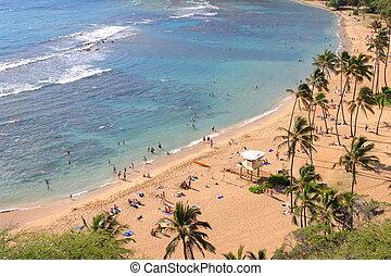 bay-hawaii, hanauma