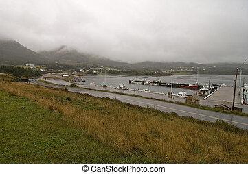 Bay St. Lawrence, Cape Breton Island, Nova Scotia, Canada