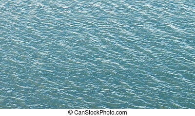 Bay Waters Ripple Waves 1 - Beautiful and clean turquoise...