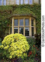 Bay Window, Sudeley Castle, England