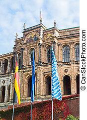 bayerischer, parlament, staat