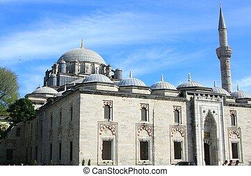 bayezid, moschea