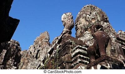 Bayon Temple - Angkor Wat Temple, Cambodia, The World's...