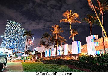 Bayside Marketplace Miami - MIAMI, FL - FEB 8: Bayside...