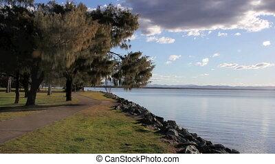 Bayside Sunset - A series of shots of Moreton Bay Brisbane...