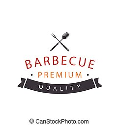 BBQ Barbecue Premaium Quality Vector Image