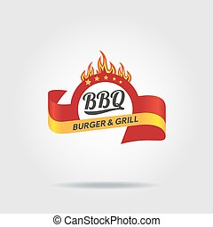 BBQ Grill badge