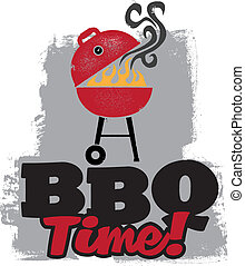 BBQ Grill Party - It's time to pull out the grill and cook...