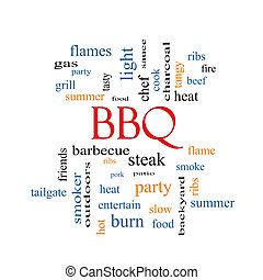 BBQ Word Cloud