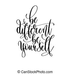 Download Be yourself Stock Illustrations. 1,127 Be yourself clip ...