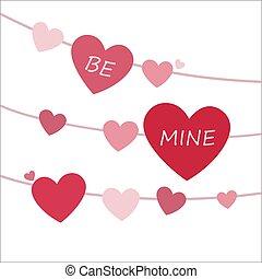 Be mine valentine.