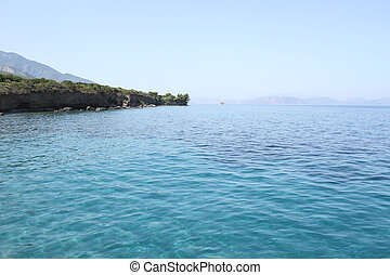 Beach Aegean Sea