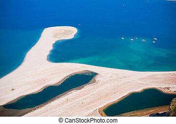 beach at Capo Tindari, Sicily