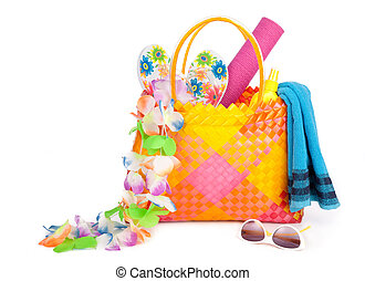 beach bag