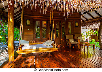Beach bungalow - Maldives