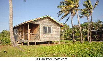 beach cabin corn island swamp - cabin Big Corn Island...