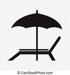 Beach Chair Clip Art Vector And Illustration 6568 Beach Chair
