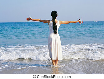 Beach Dancer