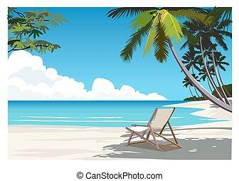 Beach - Tropical Beach