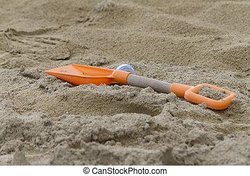 beach games on the sand