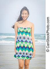 Beach girl