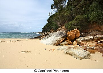 Beach in New South Wales