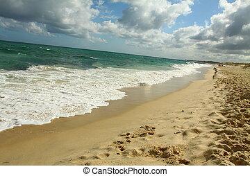 Beach in Perth, Australia