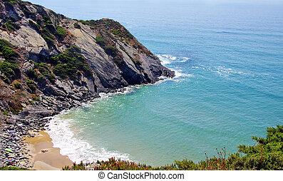 beach in South-West Alentejo and Costa Vicentina