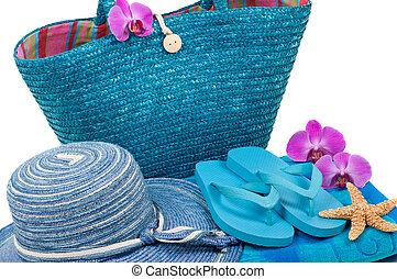 Beach clothing and accessories