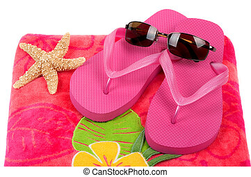 Beach Items - Beach clothing and accessories