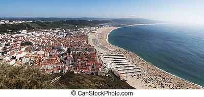 Beach Landscape Panorama