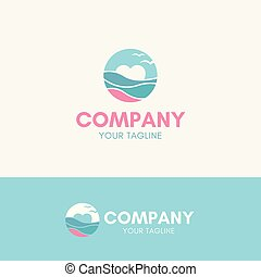 Beach Love Logo