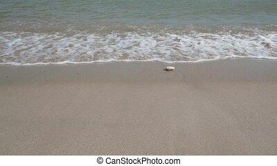 Beach Ocean Waves High Definition Movie - Ocean waves...
